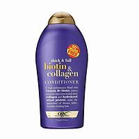 Dầu Xả Tóc OGX Thick Full + Biotin Collagen 577ml Hàng Nhập Mỹ Ngăn Ngừa Rụng Tóc
