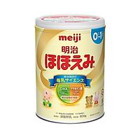 Sữa bột công thức Meiji Hohoemi Milk cho bé 0...