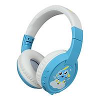Children Bluetooth Headset BT5.0 Wireless Kids Headphone with HD Mic Support TF Card for Children Study/Entertainment