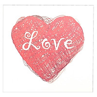 Giấy Note Love - Mẫu 3