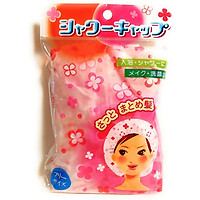 Mũ chùm tóc khi tắm in họa tiết xinh xắn, đáng yêu - Nội địa Nhật Bản