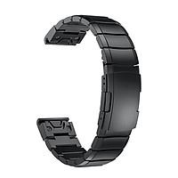 Dây đeo thay thế dành cho Garmin Fenix 5x/ 5x Plus / Fenix 6x/ Fenix 3 Quickfit Stainless Steel (26mm)