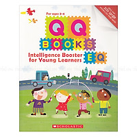 QQ Books : Boost Your Child EQ ! : Ages 3 and 4