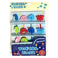 Set 10 Xiên Trái Cây Hình Động Vật - Nội Địa Nhật Bản