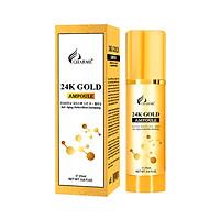 Serum Vàng 24K Charme 4D Hàn Quốc 30ml + Tặng kèm hoa tai ngọc trai cực xinh
