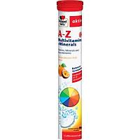 Viên sủi bổ sung Vitamin và khoáng chất tổng hợp Doppelherz A-Z Multivitamins + Mineral (Hộp 13 viên)