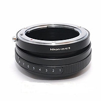 Ngàm chuyển Tilt lens cho Nikon - Olympus Micro m4/3 Camera ( Hàng nhập khẩu )