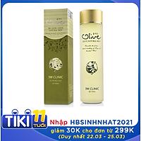 Nước hoa hồng dưỡng trắng da tinh chất dầu Olive 3W CLINIC Hàn Quốc 150ml