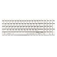 Bàn Phím Dùng Cho Laptop Sony Vaio SVF15A Keyboard Màu Trắng