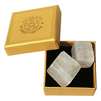 2 Tinh Thể Calcite Higemarts (50g)