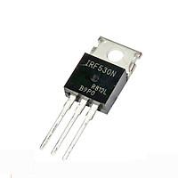 MOSFET IRF530N TO-220 17A 100V N-C (hàng nhập khẩu )