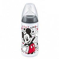 Bình Sữa NUK PP Mickey (300ml) Núm Ti Silicone S2 (Size M) NU12935