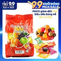 Kẹo Dẻo Hương Trái Cây Lot 100 Cocoaland (150g/Gói)