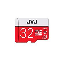 Thẻ nhớ JVJ Micro SDHC Pro 32G C10 – thẻ nhớ chuyên dụng cho camera - Hàng chính hãng