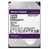 Ổ cứng 10TB WD Purple WD101PURZ - Hàng Chính Hãng