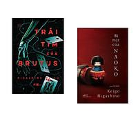 Combo 2 cuốn sách: Trái tim Brutus +  Bí mật của Naoko