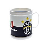 Ly cốc logo clb bóng đá, quà tặng bạn bè juvetus