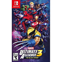 Marvel Ultimate Alliance 3: The Black Order -Hàng Nhập Khẩu