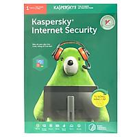 Kaspersky Internet Security Cho 1 Máy Tính - KIS1U - Hàng chính hãng