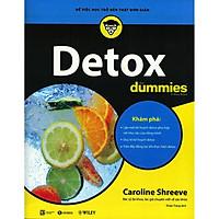 Sách - Detox For Dummies