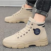 Hot trend 2021 giày bốt cao cổ nam chữ K kiểu dáng trẻ trung, phong cách cá tính AVI409