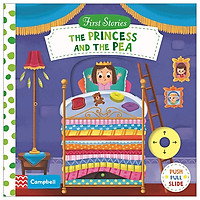 First Stories: The Princess And The Pea