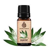 Tinh Dầu Tràm Gió Aroma Works Essential Oils Cajeput