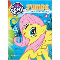 My Little Pony - Jumbo Tô Màu Và Các Trò Chơi 4