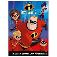 Disney Pixar Incredibles 2 - Gia đình siêu nhân