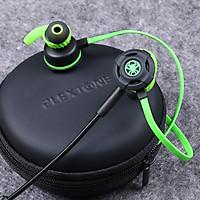 Tai nghe có dây nhét tai cao cấp Plextone G30 có mic tháo rời được, tai phone gaming có thiết kế in ear siêu nhỏ gọn dùng cho Game thủ chuyên nghệp chơi Game trên Điện Thoại và Máy Tính. - Hàng Chính Hãng.