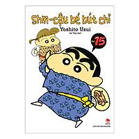 Shin - Cậu Bé Bút Chì Tập 15 (Tái Bản 2019)