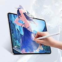 Miếng dán màn hình cao cấp cho iPad ESR Paper Feel Screen Protector (Chống vân tay cho cảm giác vẽ như trên giấy) - Hàng Nhập Khẩu