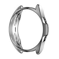 Ốp Silicon TPU Mạ Crom chống va đập cho Samsung Galaxy Watch 3 41mm / 45mm