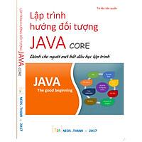 Lập trình hướng đối tượng JAVA core dành cho người mới bắt đầu học lập trình