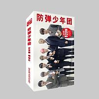Postcard BTS 620Ppcs mới