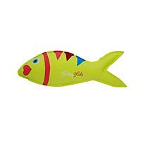Gối ôm hình con cá chép - Xanh cốm