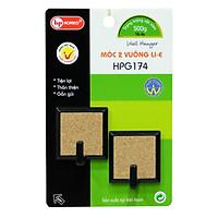Móc 2 Vuông LI-E Hofaco HPG174