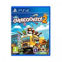 Đĩa Game Overcooked! 2 Cho Playstation 4 - Hàng Nhập Khẩu