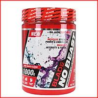 Thực phẩm bổ sung Pre-Workout Blade No Beast 1000g - 93 lần dùng - Hỗ trợ tăng sức mạnh, sức bền, tăng sự tập trung tỉnh táo cho người tập luyện thể hình và thể thao - Thương hiệu Châu Âu - Bladesport