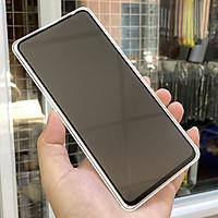Kính cường lực cho Xiaomi Poco F2 Pro - Redmi K30 Pro - K30 Ultra chống nhìn trộm full viền đen