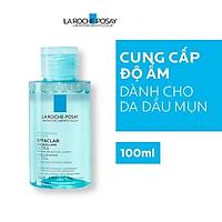 Nước Tẩy Trang Làm Sạch Sâu & Kiểm Soát Bã Nhờn Cho Da Dầu Nhạy Cảm La Roche-Posay Micellar Water Ultra Oily Skin