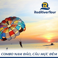 [Phú Quốc] Tour Tham Quan Nam Đảo & Câu Mực Đêm Ngắm Hoàng Hôn, Khởi Hành Hàng Ngày, Đón Trung Tâm Dương Đông