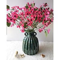 Hoa Giả Hoa Lụa - Combo 3 cành HOA GIÁC MỘC