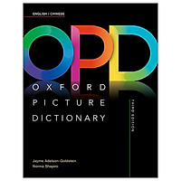 Oxford Picture Dictionary 3rd Edition: English/Chinese Dictionary