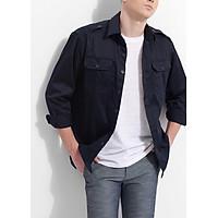 Áo Khoác Nam The Cosmo Bradley Jacket màu đen TC1023045BA
