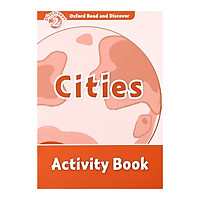 Oxford Read And Discover 2: Cities Activity Book