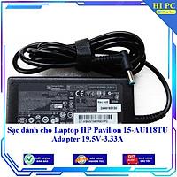 Sạc dành cho Laptop HP Pavilion 15-AU118TU Adapter 19.5V-3.33A - Hàng Nhập khẩu
