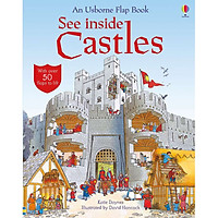 Sách: See Inside Castle - Bên trong các tòa Lâu Đài