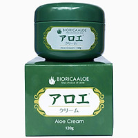 Kem dưỡng trắng tái tạo da tinh chất lô hội Biorica Rose Nhật Bản ( 120g)