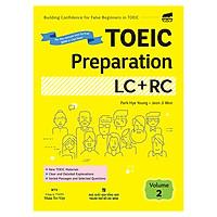 Toeic Preparation LC + RC Volume 2 (Kèm file MP3)